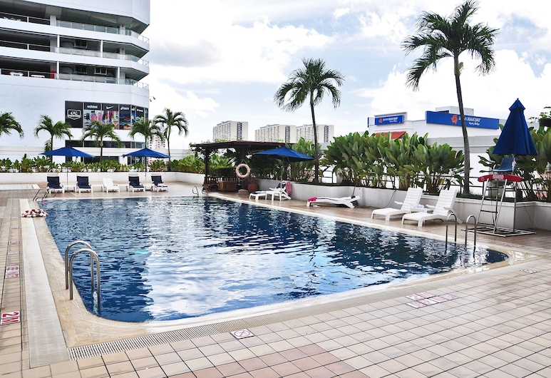JEN Penang Georgetown by Shangri-La, George Town, Outdoor Pool