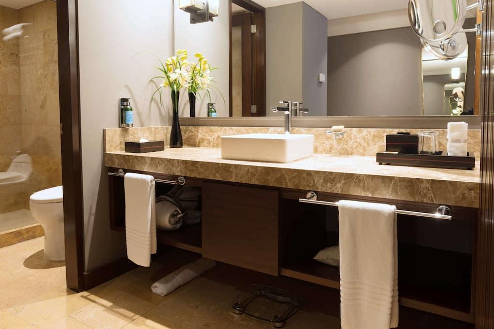 Classic-Zimmer, 1 Queen-Bett - Badezimmer