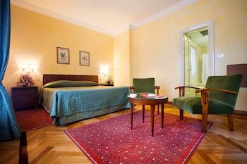 Picture of Bettoja Atlantico Hotel in Rome