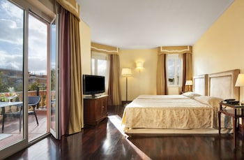 Picture of Ambasciatori Palace in Rome