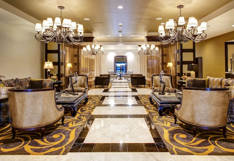 InterContinental New Orleans, an IHG Hotel, New Orleans, Lobby Sitting Area