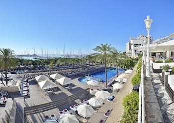 Palma de Mallorca — zdjęcie hotelu Hotel Victoria Gran Meliá