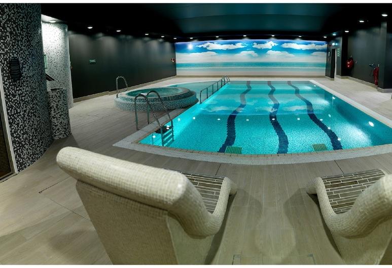 诺丁汉皇冠假日酒店, Nottingham, 室内游泳池