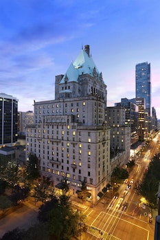 Picture of The Fairmont Hotel Vancouver in Vancouver