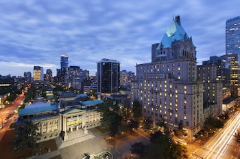 Picture of Fairmont Hotel Vancouver in Vancouver