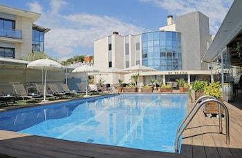 ภาพ Best Western Hotel Mediterraneo ใน กัสเตลเดอเฟลส์