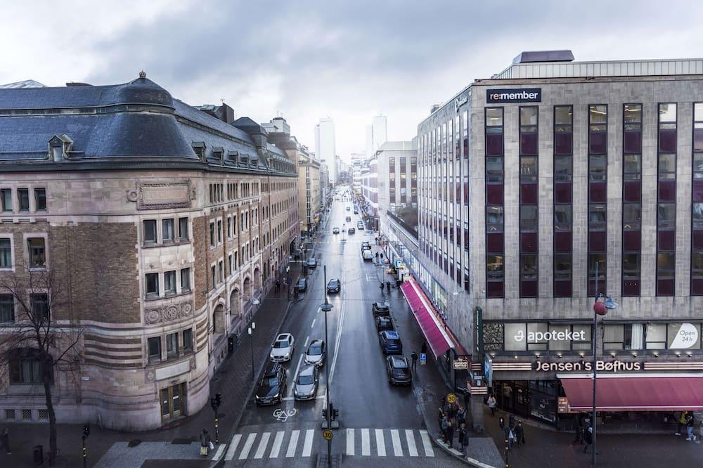 Улучшенный номер, вид на город - Вид на город