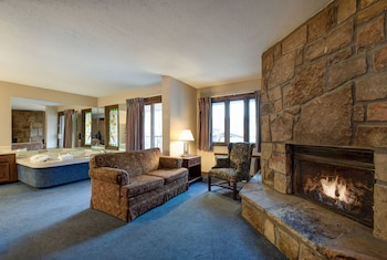 Hình ảnh Sidney James Mountain Lodge tại Gatlinburg