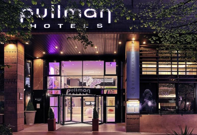 Pullman Toulouse Centre Ramblas, Toulouse, Ulaz u hotel