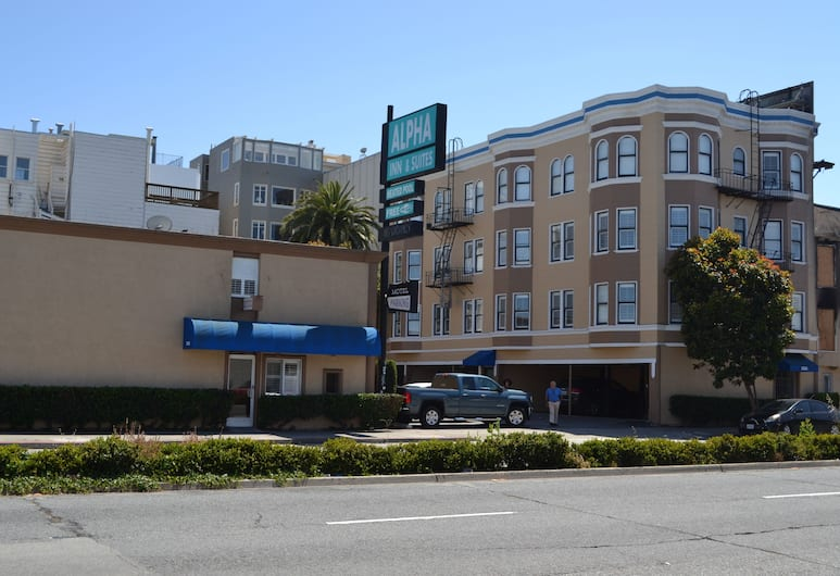Alpha Inn & Suites, San Francisco, View from Hotel