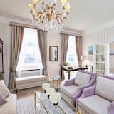 Apartament typu Deluxe Suite, Łóżko king, dla niepalących, widok na jezioro - Pokój