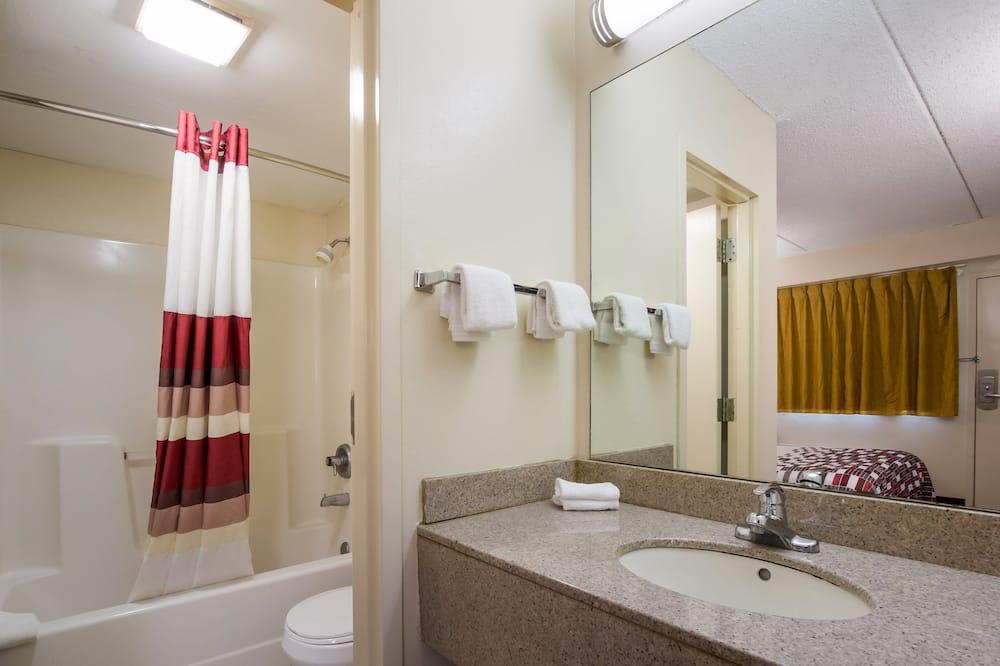 Habitación Deluxe, 1 cama doble, no fumadores - Cuarto de baño