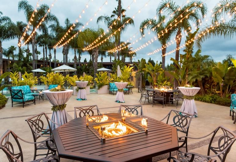 Holiday Inn San Diego-Bayside, an IHG Hotel, San Diegas, Terasa / vidinis kiemas
