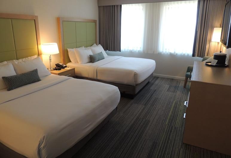 The Inn at Longwood Medical, Бостон, Номер «Премиум», 2 двуспальные кровати «Квин-сайз», Номер