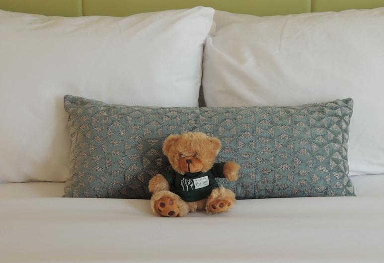 The Inn at Longwood Medical, Boston, Premium-Zimmer, 2Queen-Betten, Zimmer