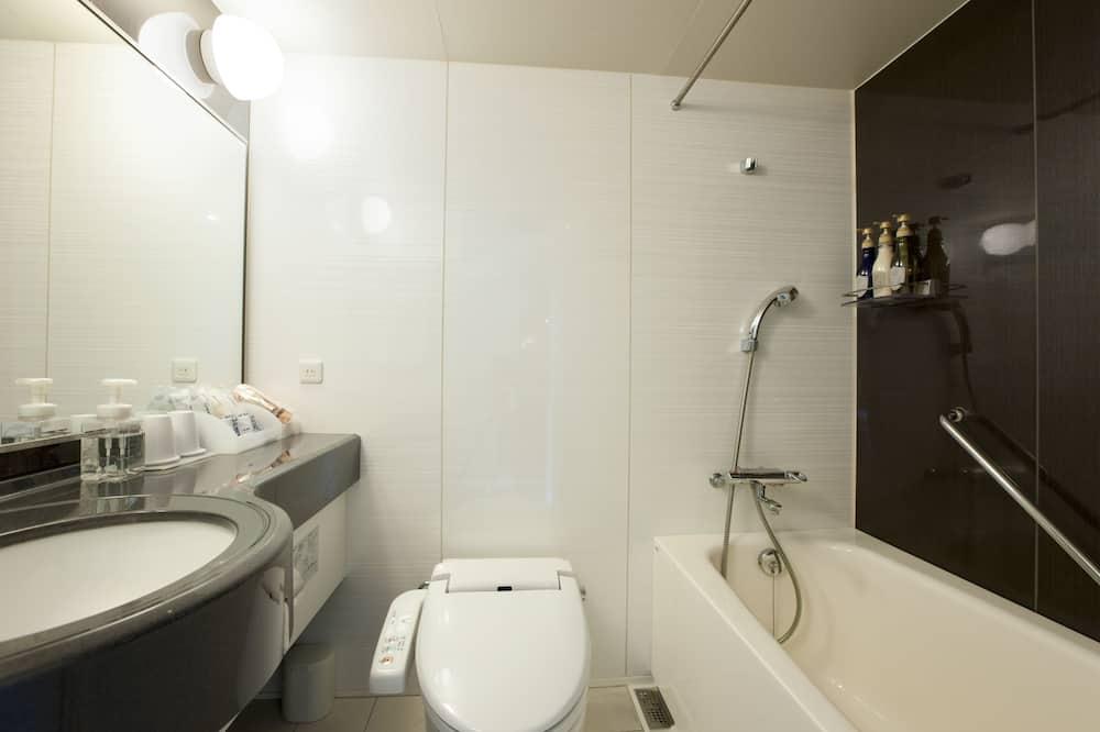 ツインルーム 喫煙 - バスルーム