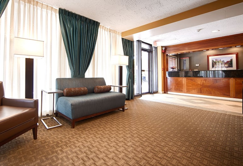 Hotel Boston, Boston, Lobi