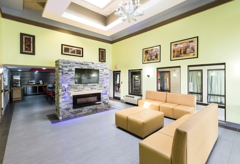 Rodeway Inn, Knoxville, Lobby lounge