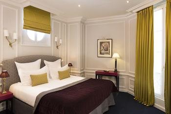 パリ、オテル ブルゴーニュ & モンタナ バイ MHの写真