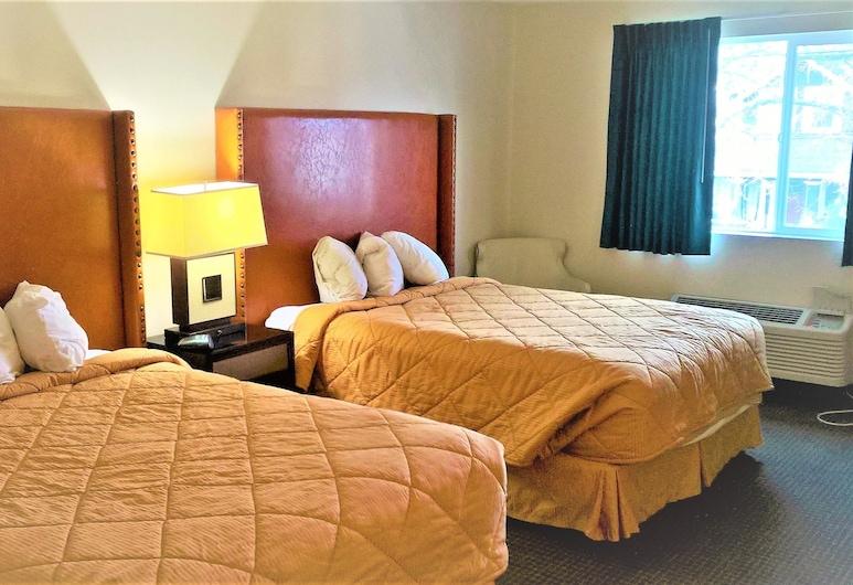 Briarwood Suites, Portland, Sviit, 2 laia voodit, Tuba