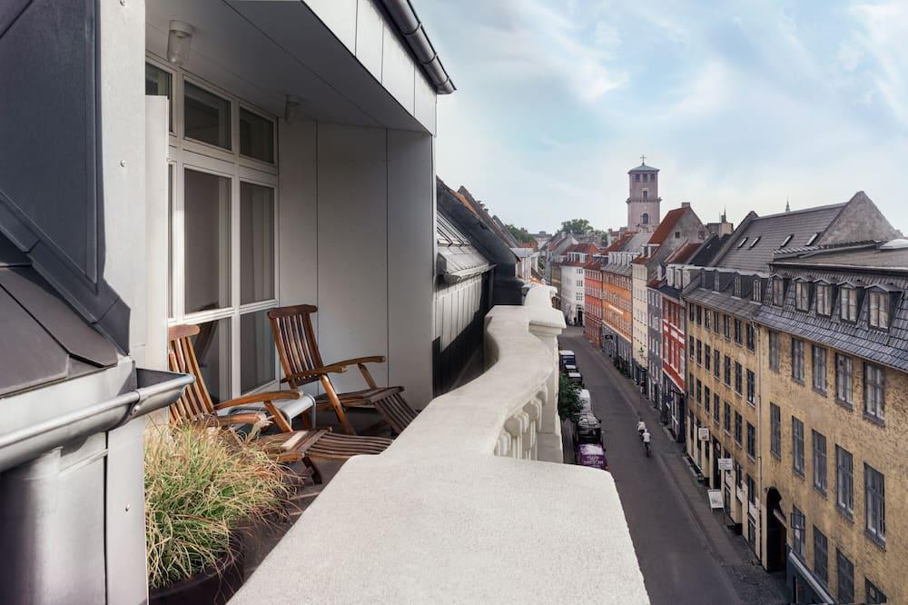 Penthouse with Balcony - 陽台