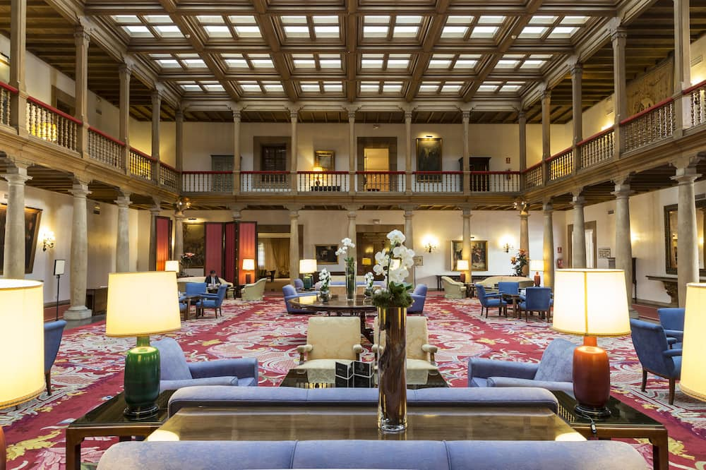 Eurostars Hotel De La Reconquista, Οβιέδο, Λόμπι