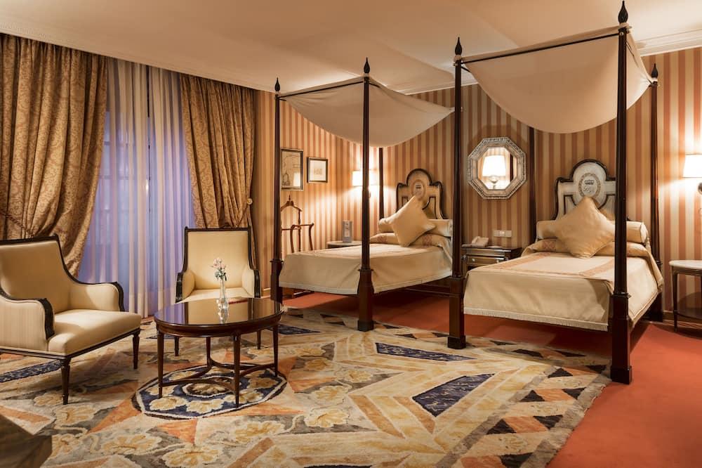Eurostars Hotel De La Reconquista, Οβιέδο, Δωμάτιο επισκεπτών