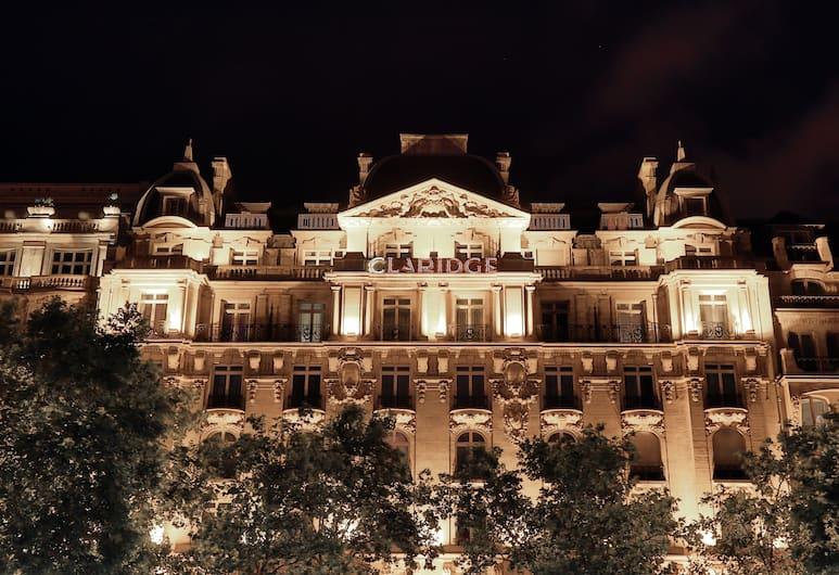 Fraser Suites Le Claridge Champs-Elysées, Parijs, Buitenkant
