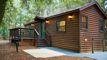 Foto del The Cabins at Disney's Fort Wilderness Resort en Lake Buena Vista