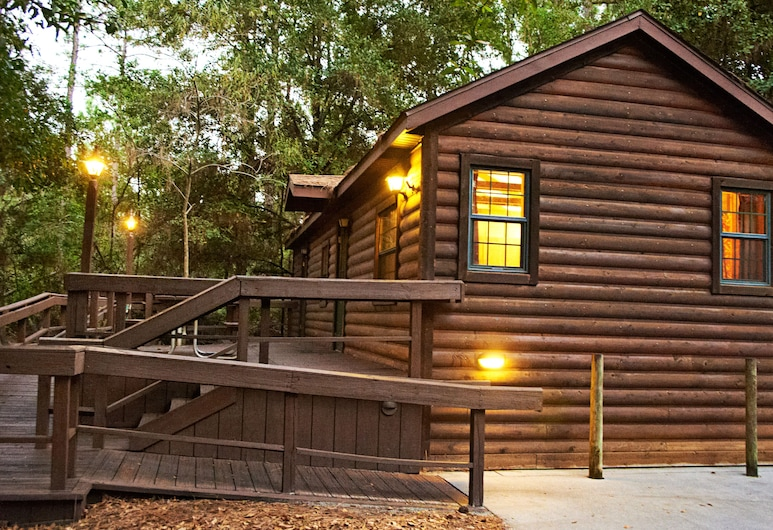 The Cabins at Disney's Fort Wilderness Resort, Lake Buena Vista, Exterior