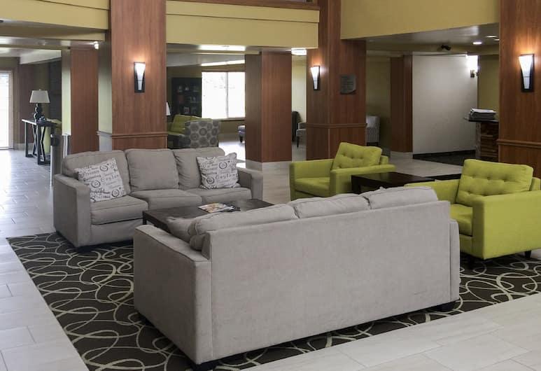 Country Inn & Suites by Radisson, Portland Delta Park, OR, Portland, Salottino della hall