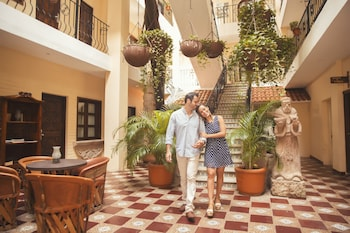 Puerto Vallarta — zdjęcie hotelu Casa Dona Susana