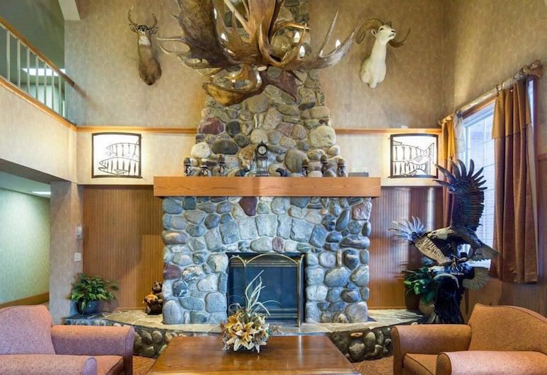Comfort Inn Downtown - Ship Creek, Anchorage, Lobby