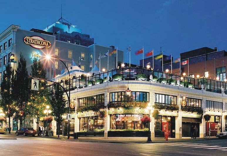 Strathcona Hotel, ויקטוריה