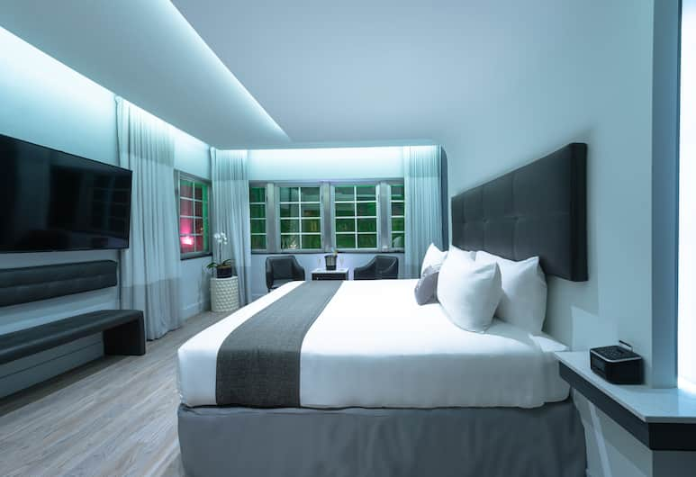 The Kent Hotel, Miami Beach, Superior King, Guest Room