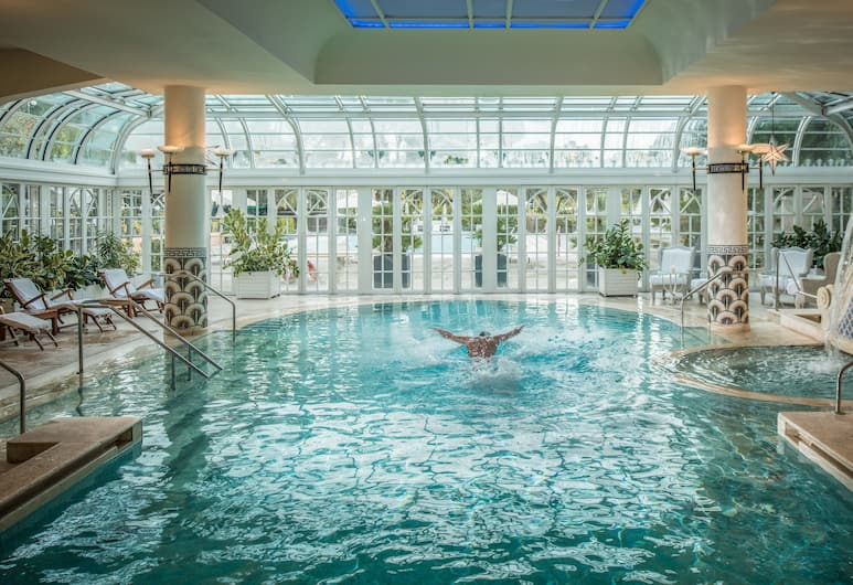 Rome Cavalieri, A Waldorf Astoria Hotel, Roma, Kapalı Yüzme Havuzu
