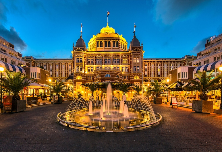 Grand Hotel Amrâth Kurhaus The Hague Scheveningen, The Hague, Gosbrunnur