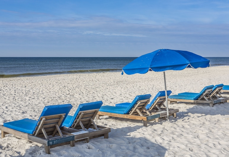 Sleep Inn On The Beach, Orange Beach, Beach