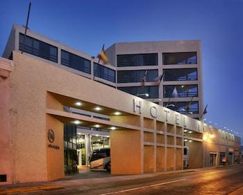 在梅里达的劳斯阿鲁克斯酒店照片