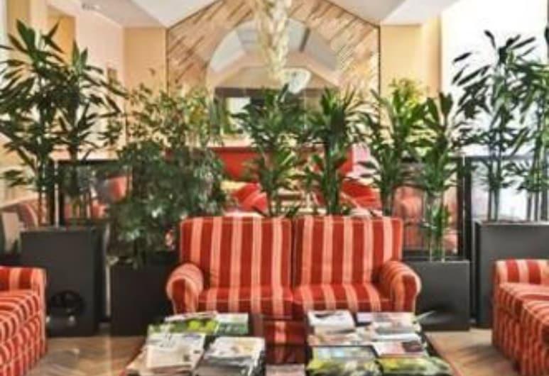 Hotel Lloyd Milan, Milan, Lobby Sitting Area