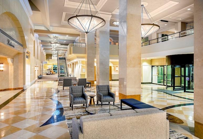 五角大樓喜來登酒店, 阿靈頓, 大堂