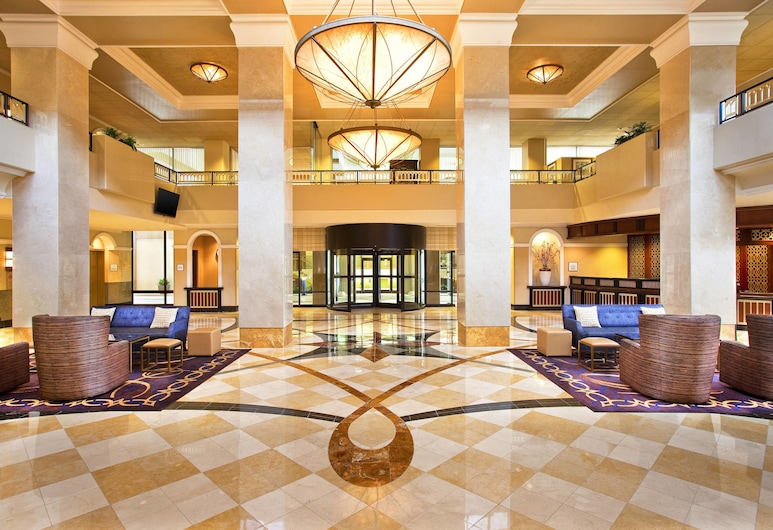 Sheraton Pentagon City Hotel, Arlington, Lobby