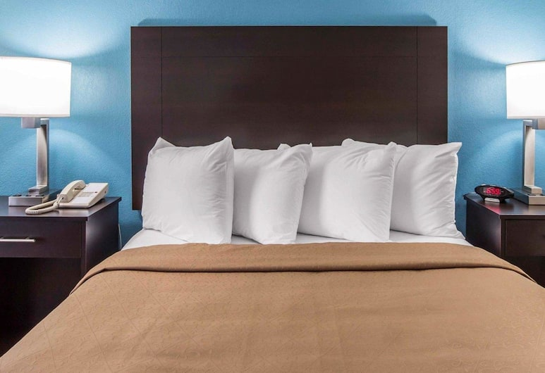 Quality Inn Macon, Macon, Guest Room