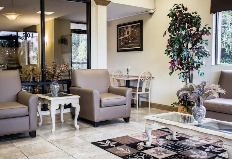 Quality Inn & Suites St Augustine Beach Area, St. Augustine, Lobby