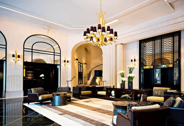 Prince de Galles, a Luxury Collection Hotel, Paris, Parijs, Binnenkant hotel
