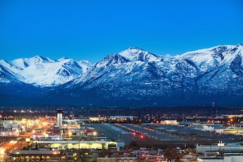 Fotografia do Sheraton Anchorage Hotel and Spa em Anchorage