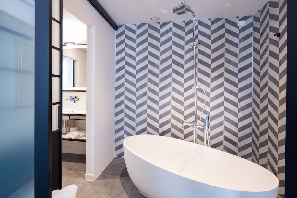 Представительский люкс, 1 двуспальная кровать «Кинг-сайз» - Ванная комната