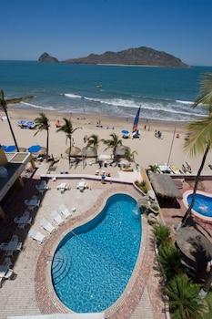 Foto del Las Flores Beach Resort en Mazatlán