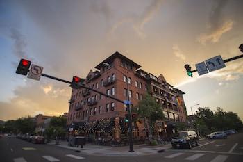 Foto van Hotel Boulderado in Boulder