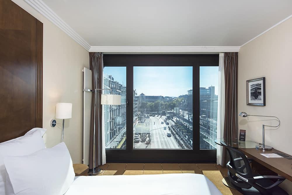 Jednolôžková izba typu Classic - Výhľad z hosťovskej izby